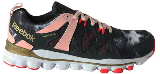Изображение Кроссовки Reebok HEXAFFECT RUN 2.0 WOW Grvl/pink/wht/cherry