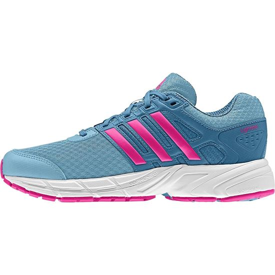 Изображение Кроссовки Adidas Lightster 2 XJ LightBlue/Pink Junior